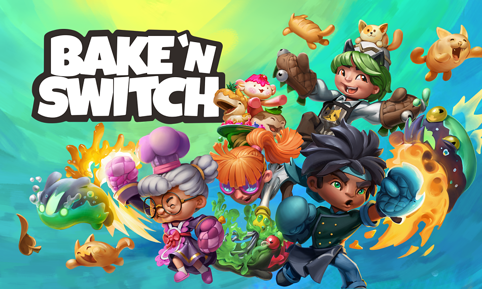 Bake 'n Switch la recensione dell'ennesimo party game?