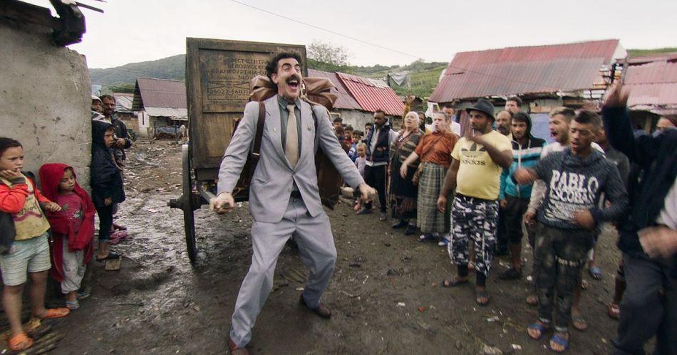 Borat è cambiato. L'America purtroppo ancora no