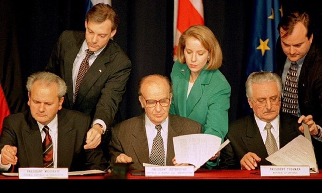Riflessioni sulla Bosnia a venticinque anni da Dayton fra passato, presente e un futuro incerto.
