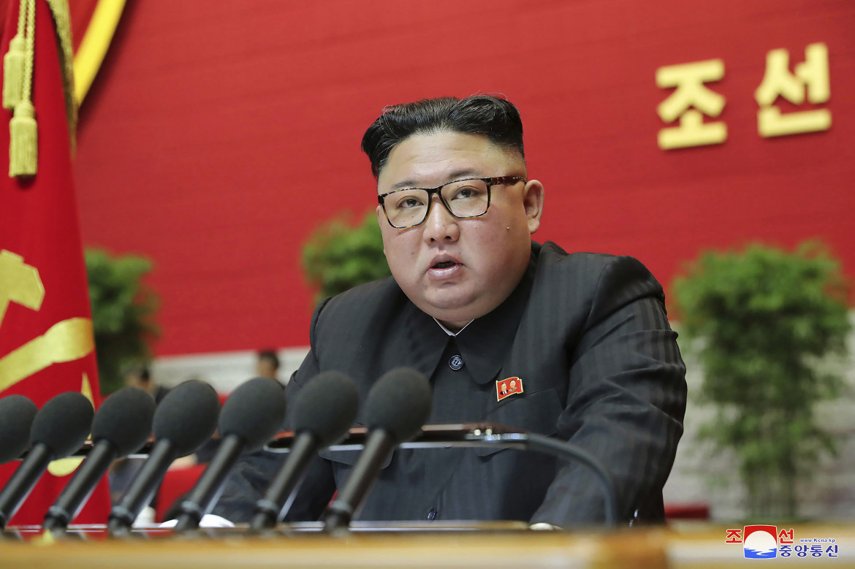 La parata di Kim