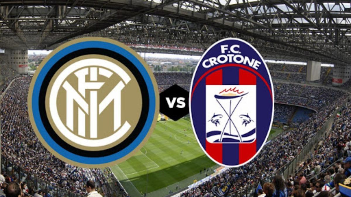 Goleada Inter, 6-2 al Crotone