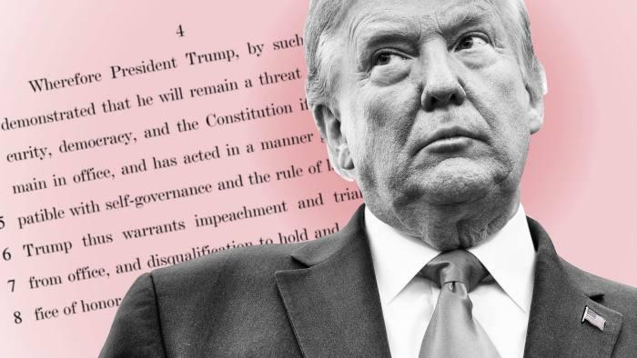 USA: secondo impeachment per Donald Trump, fatto senza precedenti nella storia del paese