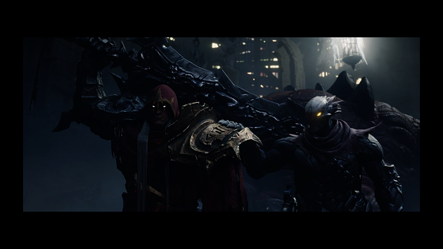 darksiders conflitto