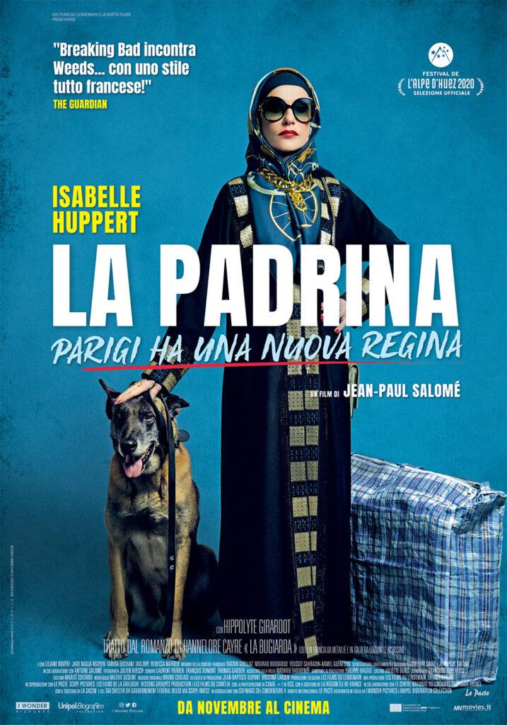Locandina La padrina: una commedia equilibrata al nuovo Cinema Troisi
